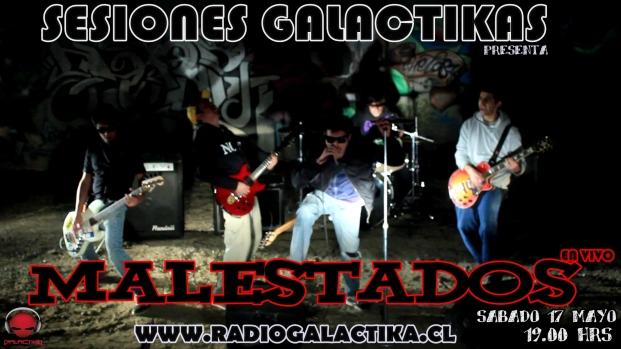 Sesiones Galactikas con Maleatados 2
